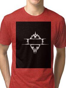 Alien Visor Remade Tri-blend T-Shirt