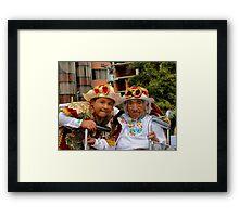 Cuenca Kids 546 Framed Print