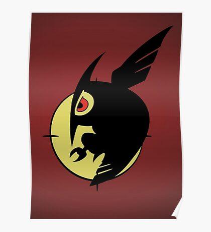 symbol night raid Poster