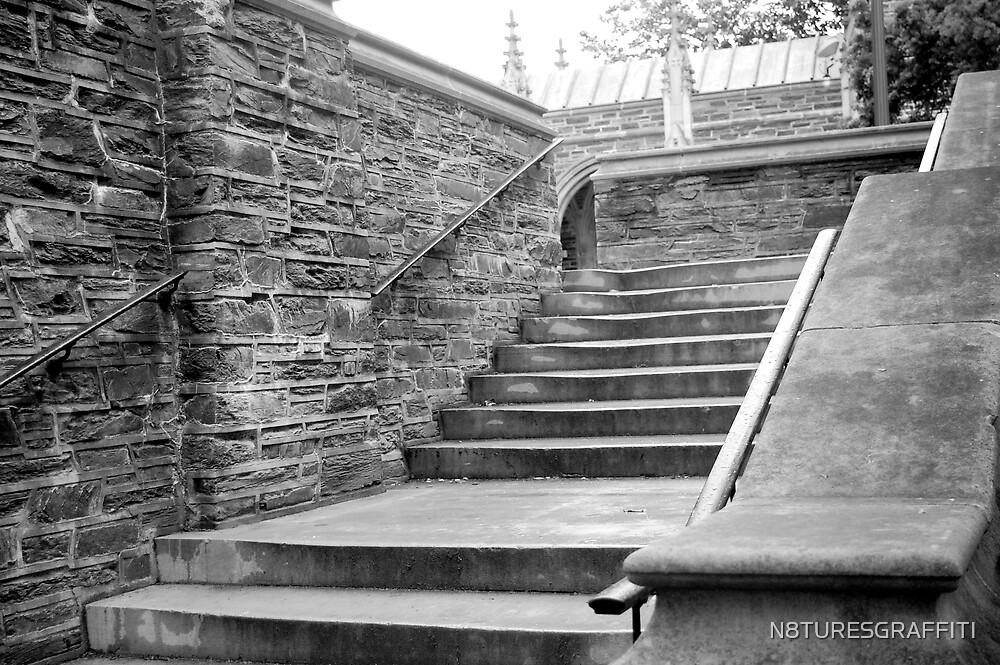 stairway by N8TURESGRAFFITI