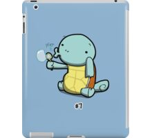 Number 7! iPad Case/Skin
