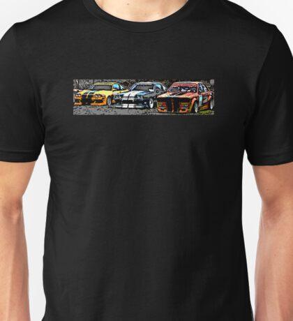 Opel Manta Kadett Gang Unisex T-Shirt
