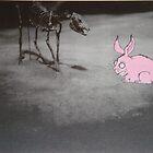 Boney Bunny by Chad  Schuety