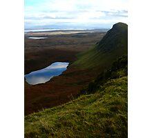 Hills of Scotland Photographic Print