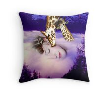 Sweet Dreams (larger for sale) Throw Pillow
