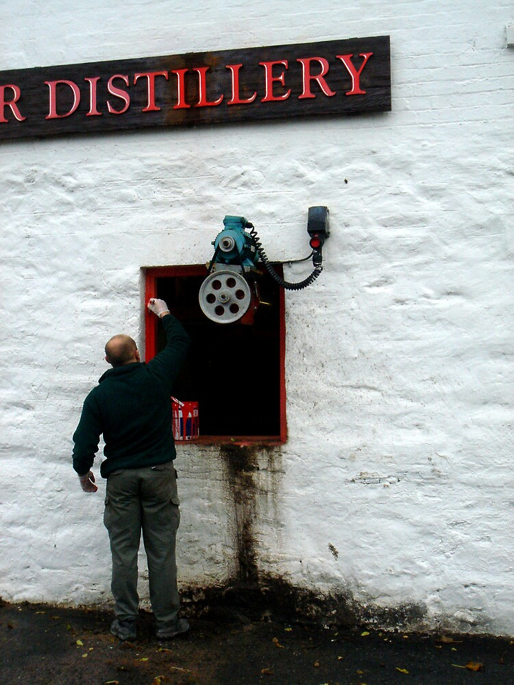 The Smallest Distillery in Scotland by beckha