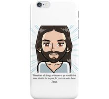 I love this word iPhone Case/Skin