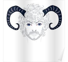 Man with Horns Poster