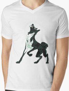 Saga of Lord Emil Mens V-Neck T-Shirt