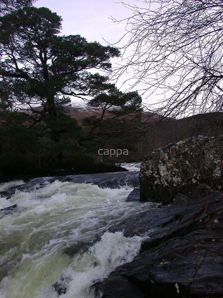 River Affric by cappa