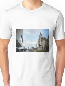 Liverpool Waterfront  Unisex T-Shirt