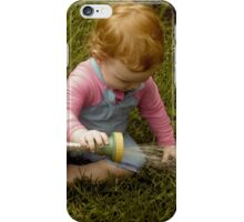 Sprinkler Play iPhone Case/Skin
