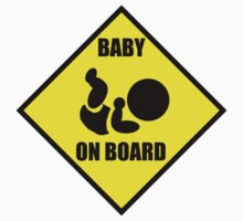 Baby on Board by Asia Barsoski