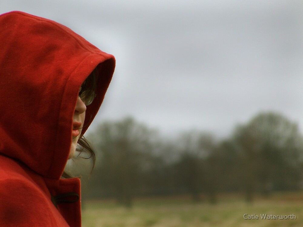 Little Red Riding Hood by Catie Atkinson