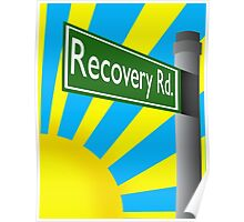 Recovery Road Poster