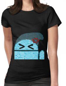 BeanieDroidv1.6 Womens Fitted T-Shirt