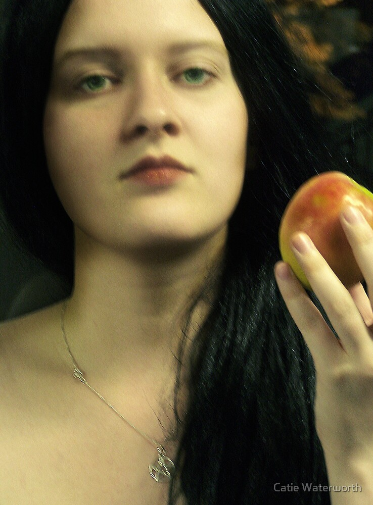 The Poison Apple by Catie Waterworth