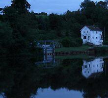 Old Waterworks by woodgag