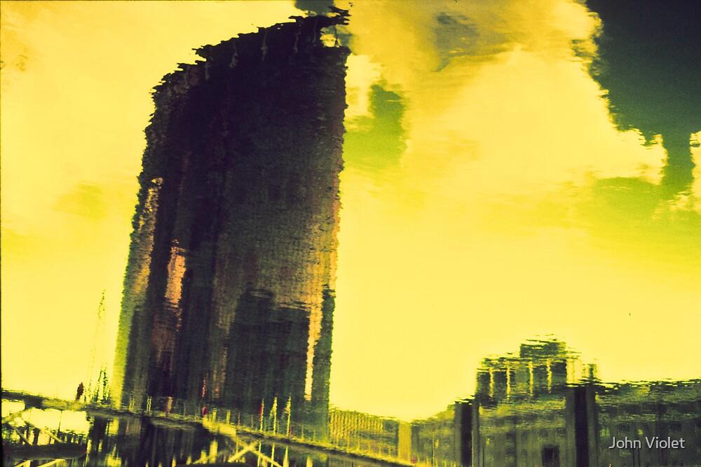 Reflection by John Violet