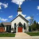 First Methodist Church - Breckenridge, Colorado by Ronnie1055