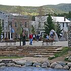 Breckenridge Square - Downtown by Ronnie1055