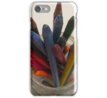 Pencil Jar iPhone Case/Skin