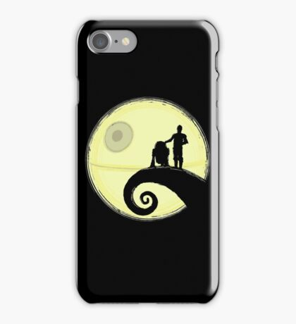 Thats No Moon iPhone Case/Skin