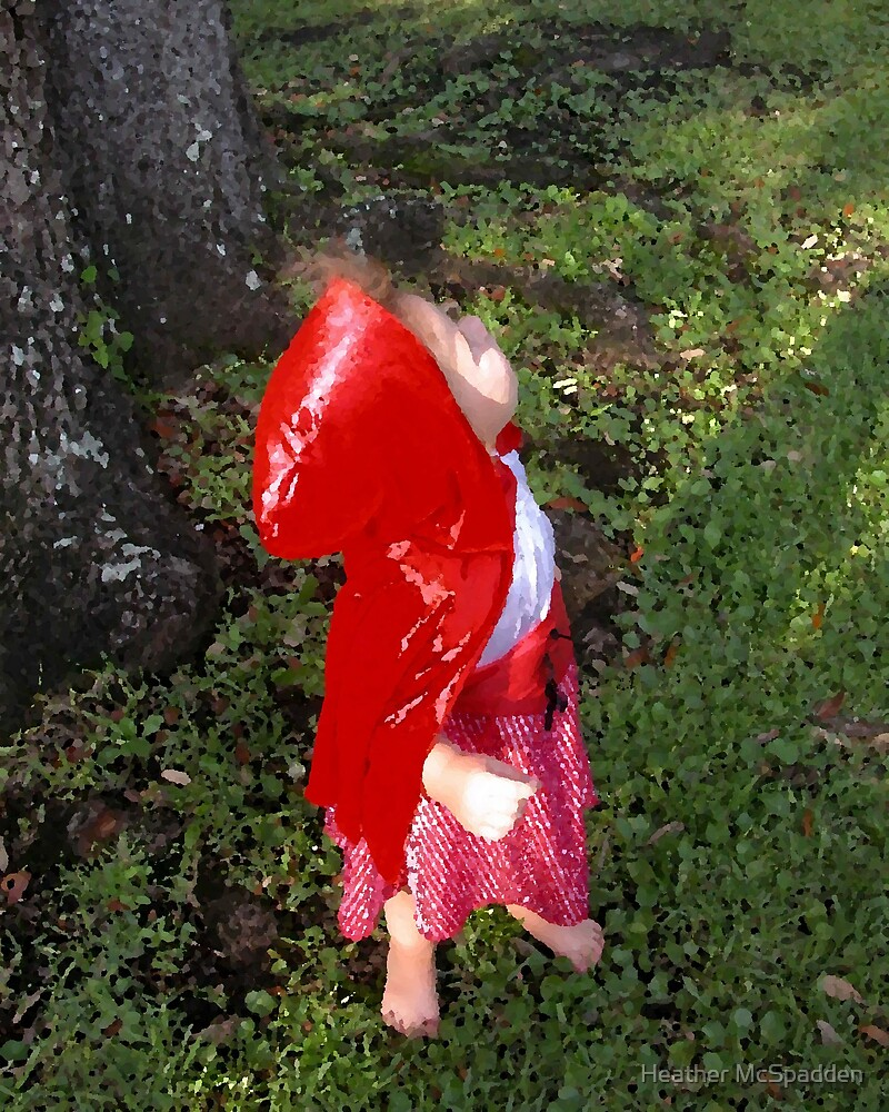 little red riding hood by Heather McSpadden