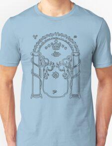 Speak friend and enter. T-Shirt