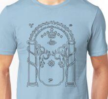 Speak friend and enter. Unisex T-Shirt