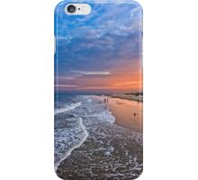 Here For The View - Tybee Island Beach iPhone Case/Skin