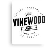 GTA V Vinewood Hills Metal Print