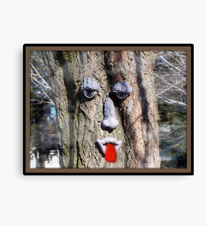 Trees Dream Canvas Print