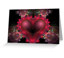 You Captured My Heart Greeting Card