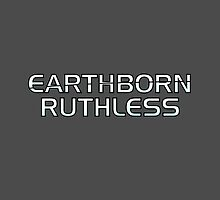 Mass Effect Origins - Earthborn Ruthless by Joshua Bell