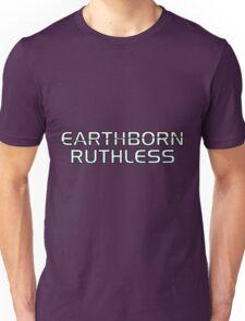 Mass Effect Origins - Earthborn Ruthless Unisex T-Shirt