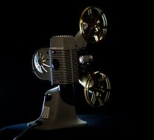 Bell & Howell 8mm Projector by Rodderrick Sota