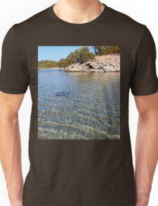 Figari cove Unisex T-Shirt
