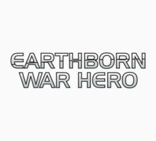 Mass Effect Origins - Earthborn War Hero Kids Clothes
