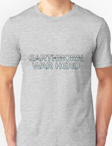 Mass Effect Origins - Earthborn War Hero T-Shirt