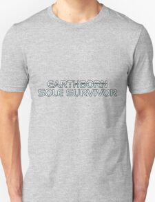 Mass Effect Origins - Earthborn Sole Survivor T-Shirt