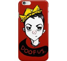 Boy King iPhone Case/Skin