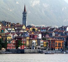 Varenna, Lake Como by RosemaryO