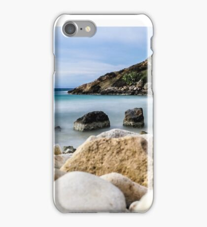 Rocky beach iPhone Case/Skin