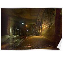 When  Subterranean  Rivers Meet Poster