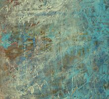 Midnight Painting IV by Susan Grissom