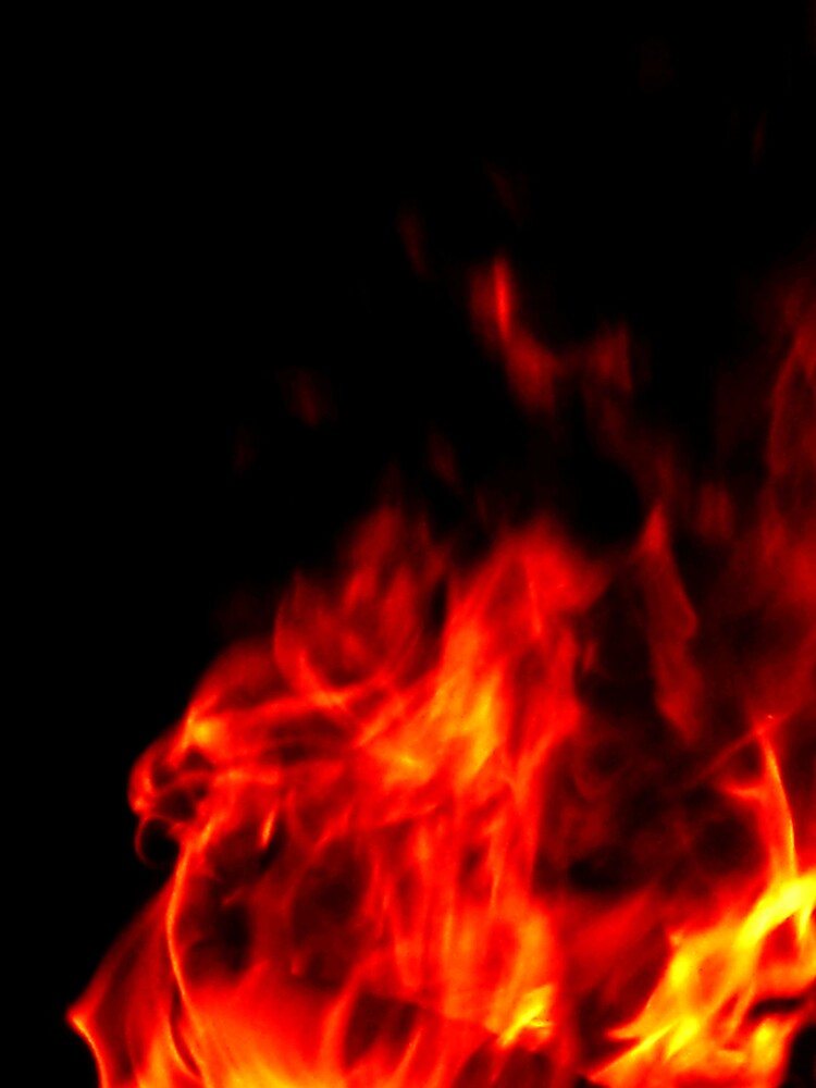 Flames by Steven Slusher