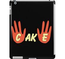 Cake (Cartoon Style) iPad Case/Skin