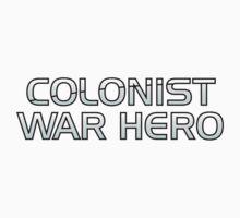 Mass Effect Origins - Colonist War Hero Kids Clothes