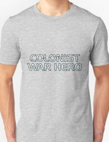Mass Effect Origins - Colonist War Hero T-Shirt
